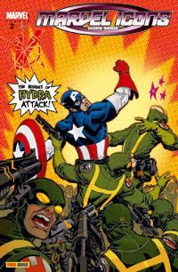 Marvel Icons Hors série 2