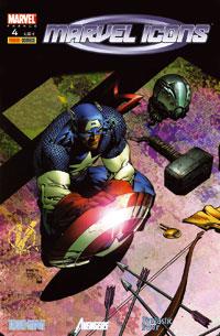 Marvel Icons - 4