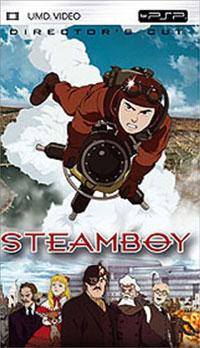 Steamboy - UMD