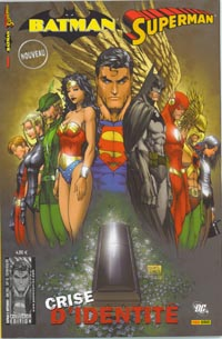 Batman & Superman : Crise d'itentité 1