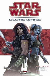 Star Wars Clone Wars, Tome 9 : Le siège de Saleucami