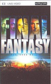 Final Fantasy - Les créatures de l'esprit - UMD