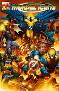 Marvel Icons - 6