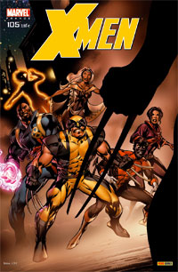 X-Men - 105