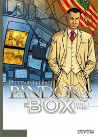 Pandora Box, Tome 5 : L'avarice
