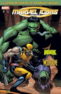 Marvel Icons Hors série 3