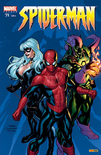 Spider-Man mensuel : Spider-Man V.II - 71