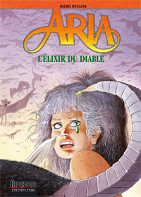 Aria 28, l'Elixir du Diable