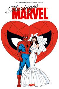 Mariages Marvel : Marvel Weddings