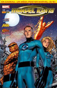 Marvel Icons - 10