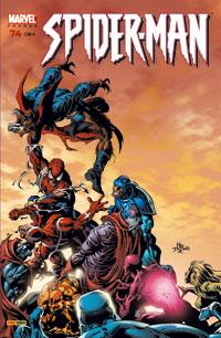 Spider-Man mensuel : Spider-Man V.II - 74