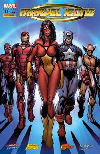 Marvel Icons - 11