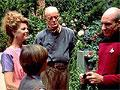 Star Trek Next Generation [4x02] En famille