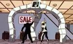 Men in Black : la Série Animée 1x08 ● L'affaire de l'inanimé