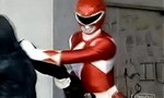 Power Rangers 1x04 ● Record battu