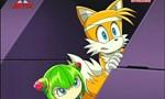 Sonic X 3x10 ● Le souterrain secret