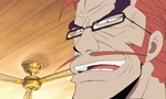 One Piece 8x09 ● Une brume mystérieuse aux couleurs arc-en-ciel… Henzo, le vieil homme de l'île de Ruruka