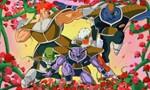 Dragon Ball Kai 1x28 ● Une terrible bataille se profile. L'arrivée du commando Ginyu