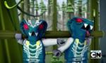 LEGO Ninjago Les maîtres du Spinjitzu 1x02 ● La Famille de Zane