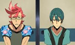 Kiznaiver 1x05 ● Wahoo, It's a Training Camp! Let's Step in Deer Poop and Have Pillow Fights! Go, Go!