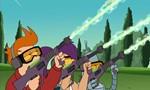 Futurama 1x06 ● Cinquante millions de dollars d'anchois
