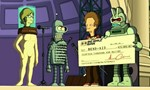 Futurama 3x13 ● Bender casse à la baraque