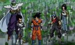 Super Dragon Ball Heroes 1x12 ● Attroupement des Super Guerriers! Bataille dans l'Univers 7!