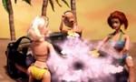Robot Chicken 1x15 ● Ça barbote dans le petit bain
