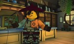LEGO Ninjago Les maîtres du Spinjitzu 5x04 ● Le temple hanté