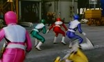 Power Rangers 7x04 ● Rookie in Red
