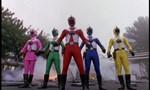 Power Rangers 8x07 ● Cyborg Rangers
