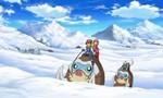 Pokémon 16x82 ● Over the Mountain of Snow!