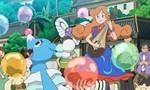 Pokémon 18x40 ● Otarlette, la star des bulles d'eau !