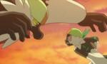 Pokémon 18x64 ● Sacha et Quartermac ! Marques d'amitié !!