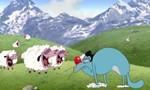 Oggy et les cafards 3x02 ● Chat de berger