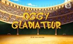 Oggy et les cafards 5x04 ● Oggy Gladiateur