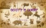 Oggy et les cafards 5x63 ● Les 12 corvées d'Oggy