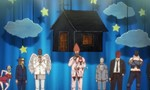 Dorohedoro 1x08 ● Une bonne journée pour partir | Lalala Monsterman | Splendide et exubérant | Bienvenue à Blue Night Land