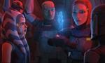The Clone Wars 7x09 ● Amis envers et contre tout