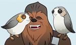 Star Wars : Forces du destin 2x12 ● Les Porgs!