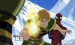Ultimate Spider-Man 2x13 ● Le voyage de poing d'acier