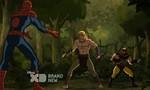 Ultimate Spider-Man 3x07 ● Ka-Zar et son frère