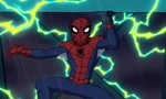 Spectacular Spider-Man 1x02 ● Electro