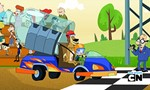 Johnny Test 6x48 ● Johnny's Hungry Games