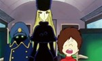 Galaxy Express 999 1x06 ● Silence, On Coupe