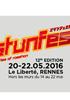 Stunfest – 12ème Festival des cultures vidéoludiques