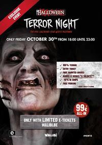 Terror Night à Walibi