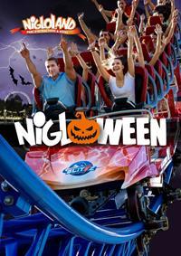 Nigloween - fêter Halloween à Nigloland en 2015