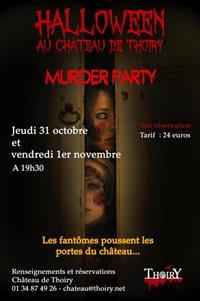 Murder Party au Chateau de Thoiry