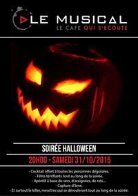 Soirée Halloween au musical - Lille